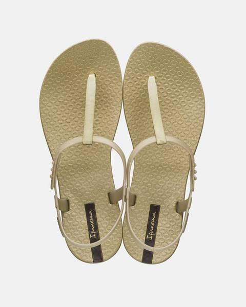 Zlaté topánky Ipanema
