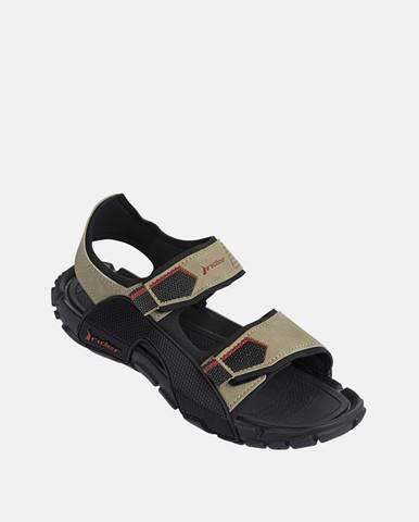 Béžové sandále Rider