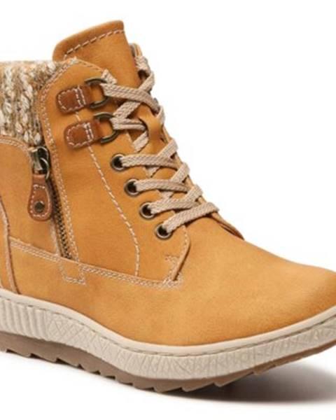 Žlté topánky GO SOFT BY RELIFE