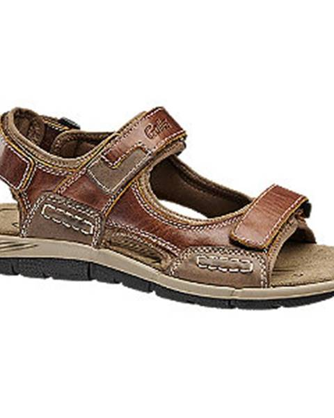 Hnedé sandále Gallus