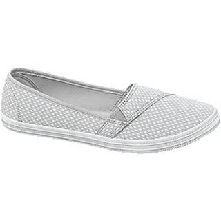 Sivá slip-on obuv Casa Mia