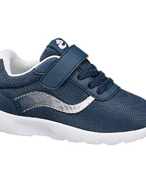 Tmavomodré tenisky Bobbi-Shoes