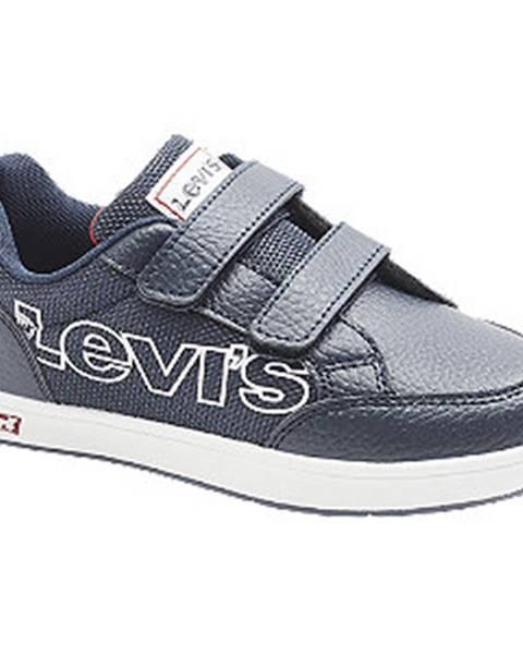 Tmavomodré tenisky Levis