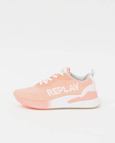 Ružové tenisky Replay