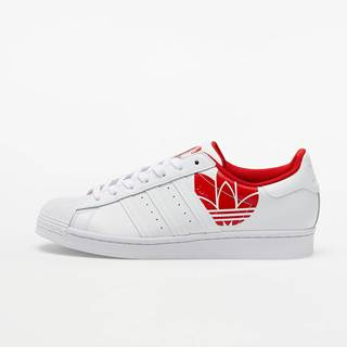 adidas Superstar Ftw White/ Ftw White/ Scarlet