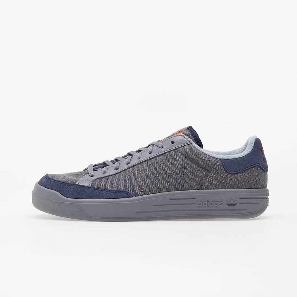 adidas Originals adidas Rod Laver Grey Five/ Collegiate Navy/ Light Grey
