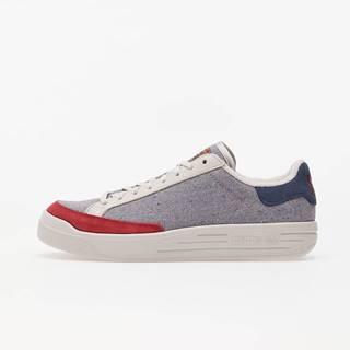 adidas Rod Laver Chalk White/ Collegiate Navy/ Maroon