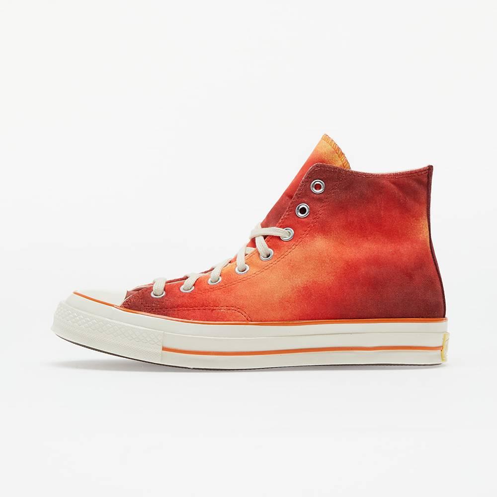 Converse Converse x Concepts Chuck 70 Hi Orange/ Red/ Egret