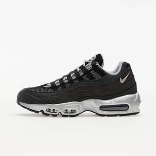 Nike Air Max 95 Premium Black/ Metallic Silver