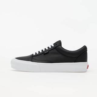 Vans Vault Old Skool NS VLT LX (Leather) Black