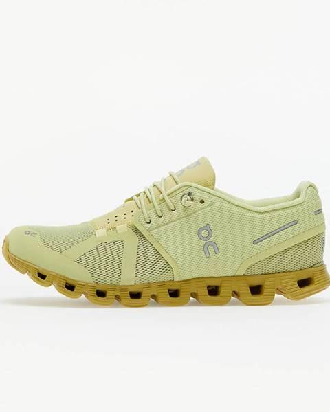 Žlté tenisky On Running