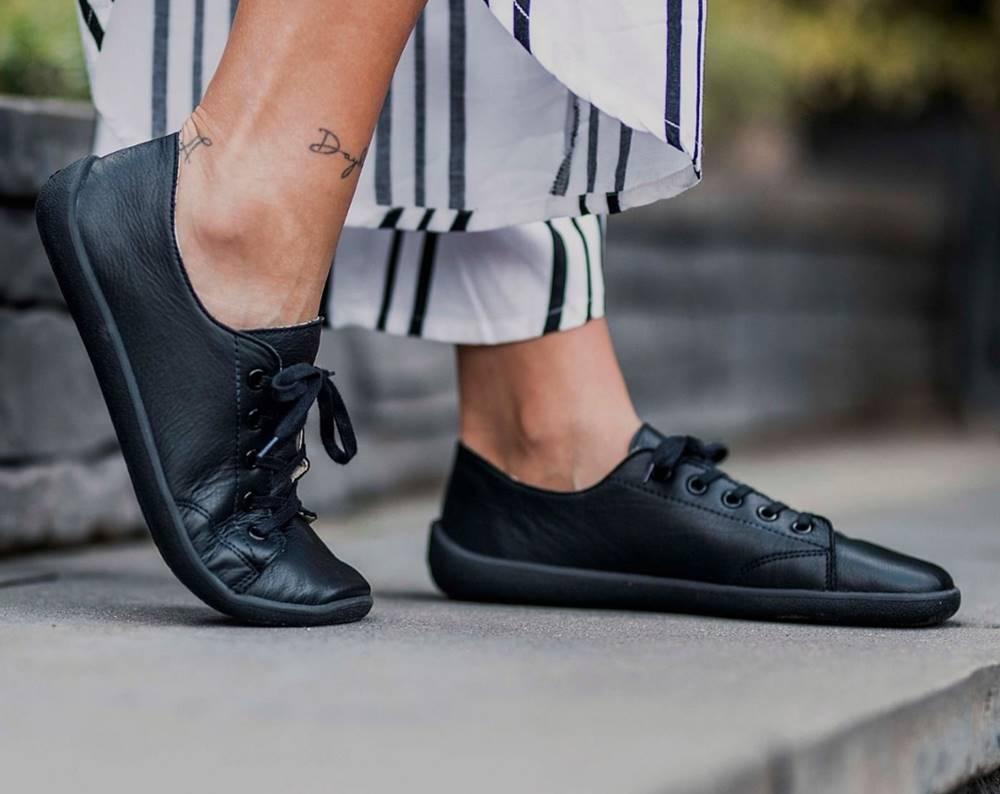 Be Lenka Barefoot tenisky Prime - Black 36
