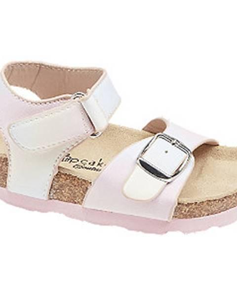 Viacfarebné sandále Cupcake Couture