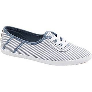 Modro-biele tenisky Graceland