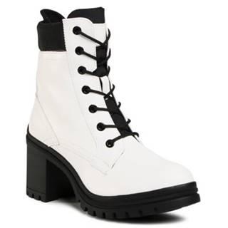 Šnurovacia obuv Jenny Fairy WS5161-01 Imitácia kože/-Imitácia kože