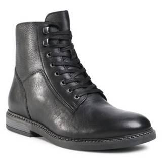 Šnurovacia obuv Gino Rossi MI08-C641-633-01