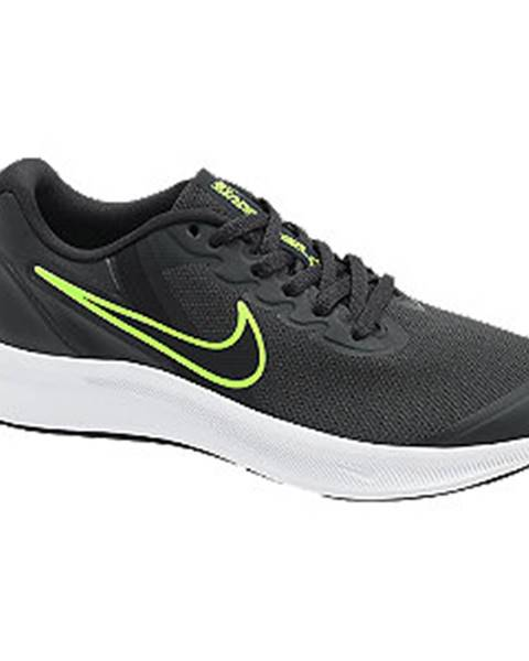 Tmavosivé tenisky Nike