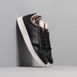adidas Supercourt Core Black/ Core Black/ Crystal White