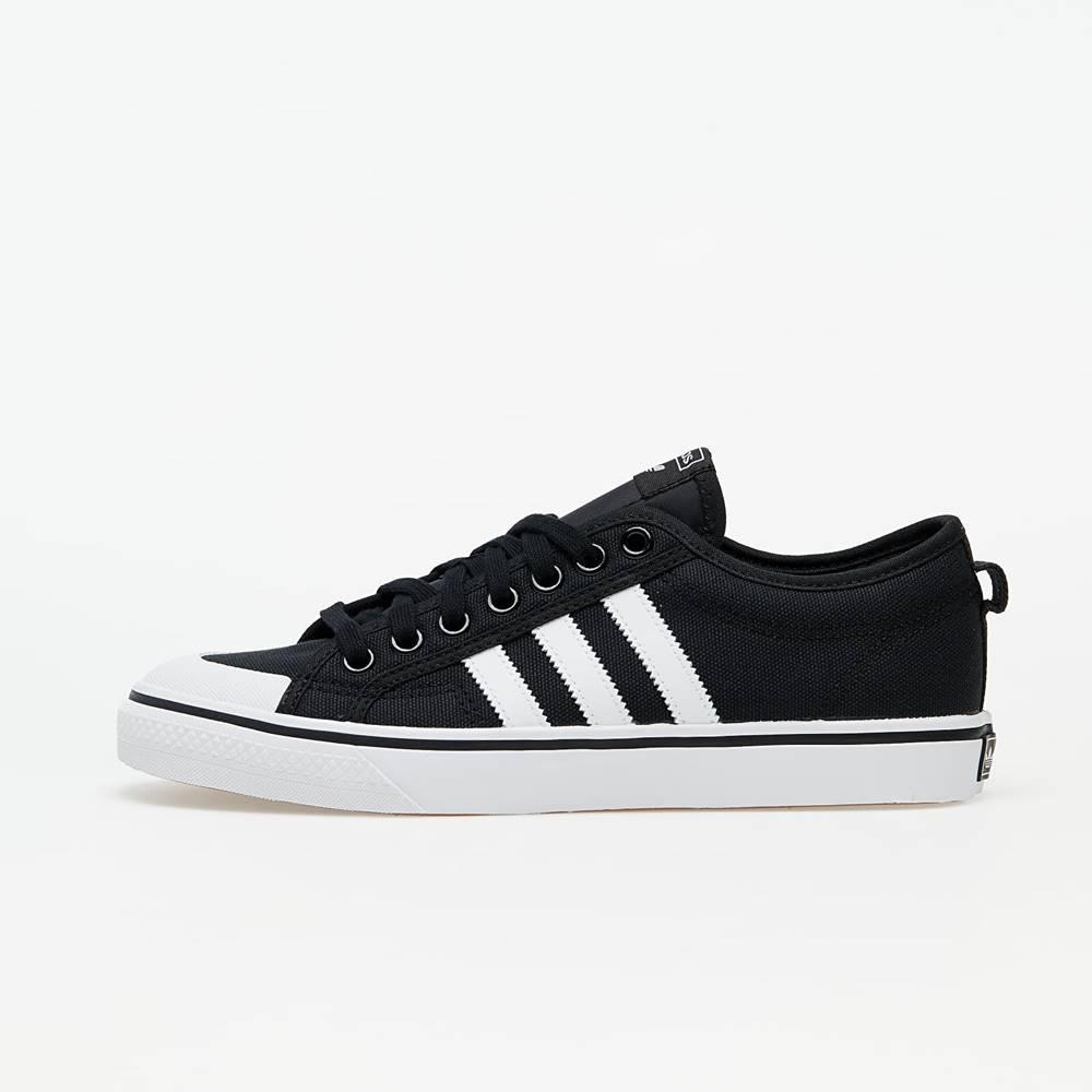 adidas Originals adidas Nizza Core Black/ Ftw White/ Ftw White