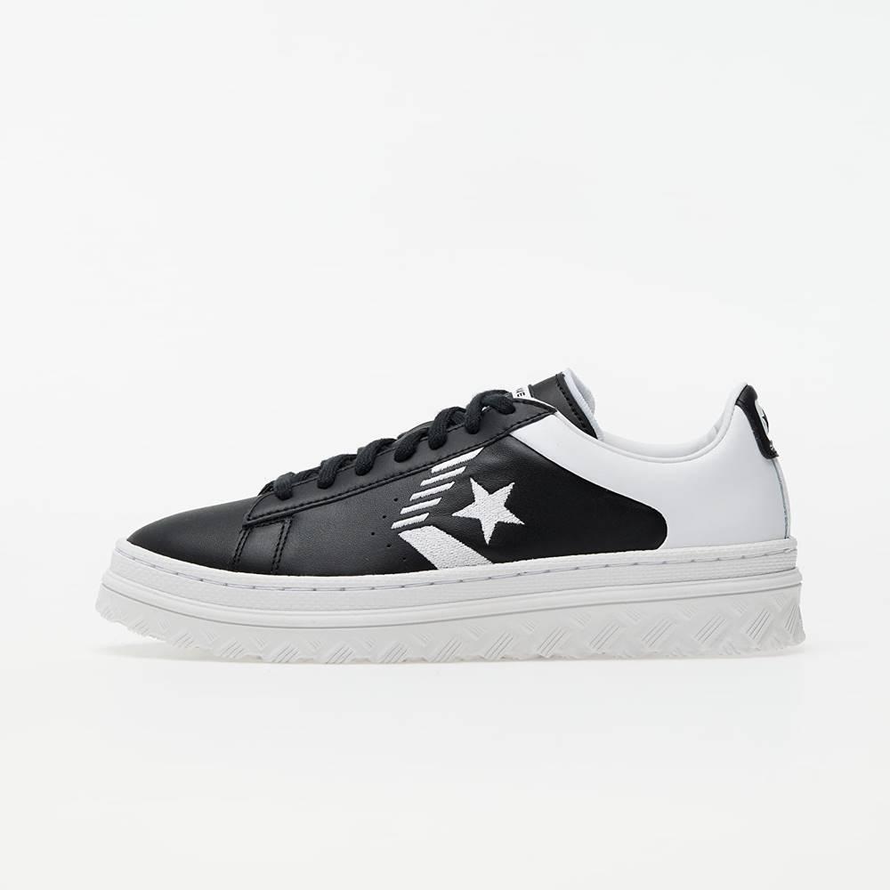Converse Pro Leather X2 Black/ White/ White