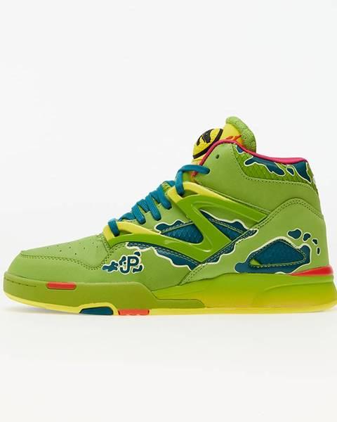 Zelené tenisky Reebok