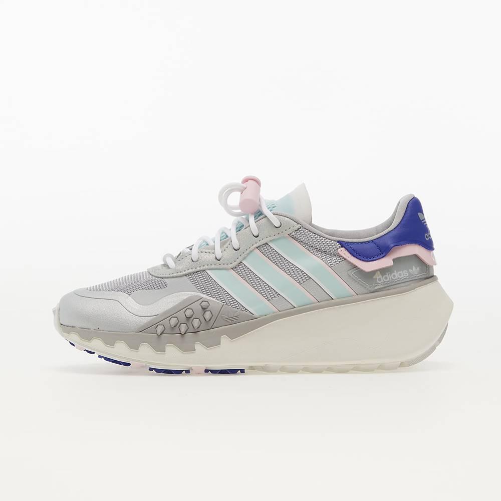 adidas Originals adidas Choigo W Silver Metallic/ Halo Mint/ Clear Pink