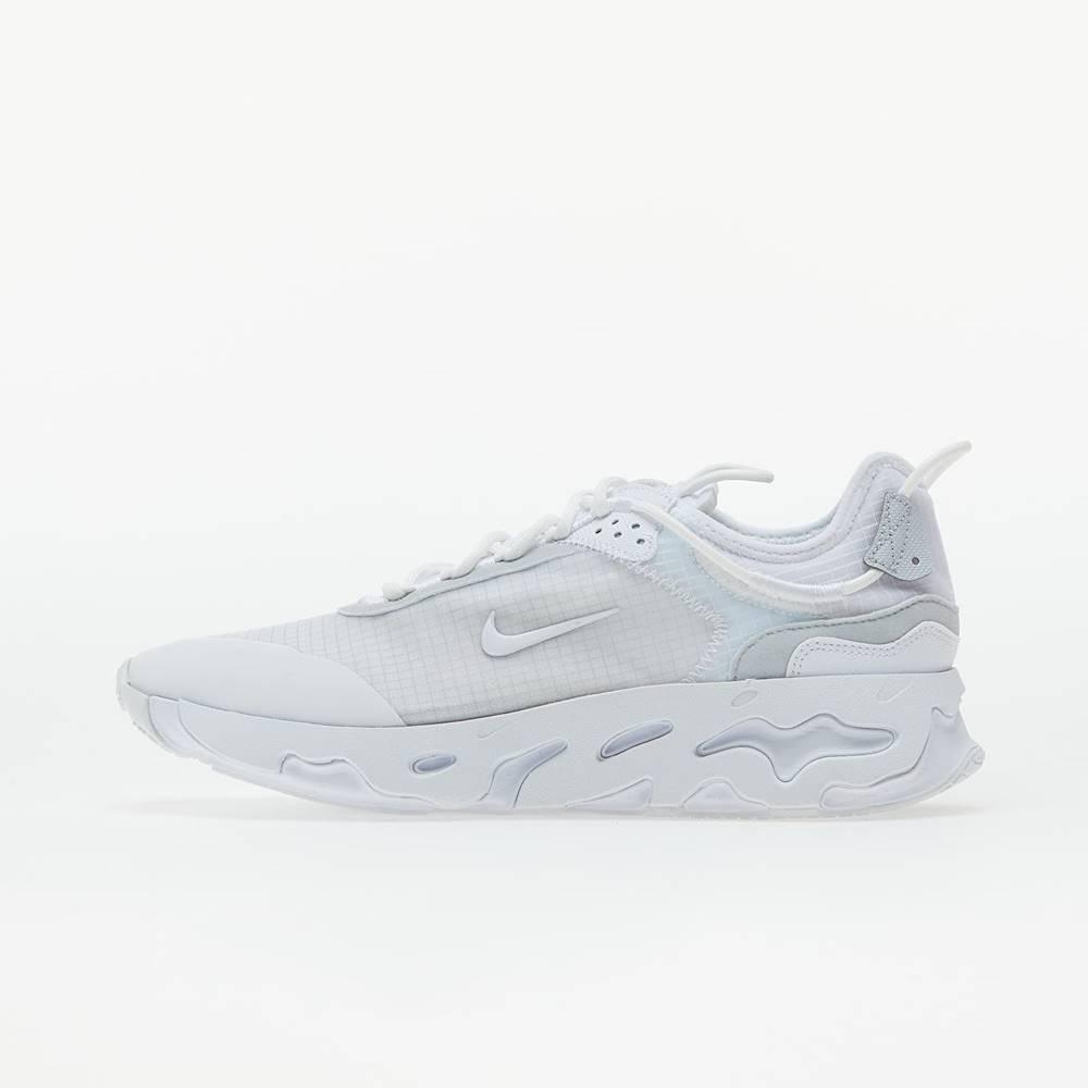 Nike React Live White/ White