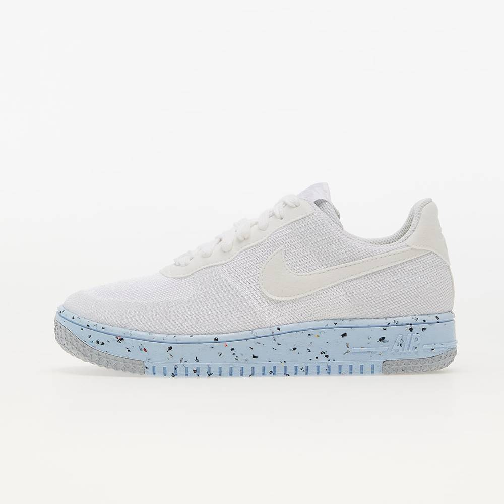 Nike W Air Force 1 Crater FlyKnit White/ White