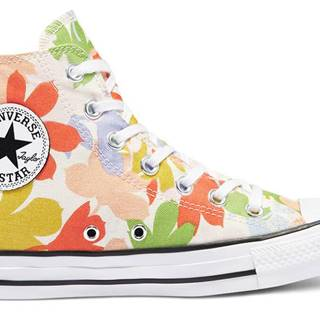 Tenisky Converse Floral Print Chuck Taylor All Star