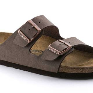 Topánky Birkenstock Arizona Mocha Brown Regular
