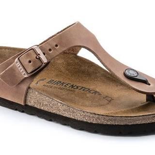 Topánky Birkenstock Gizeh Brown