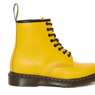 Topánky Dr. Martens 1460 Smooth Yellow