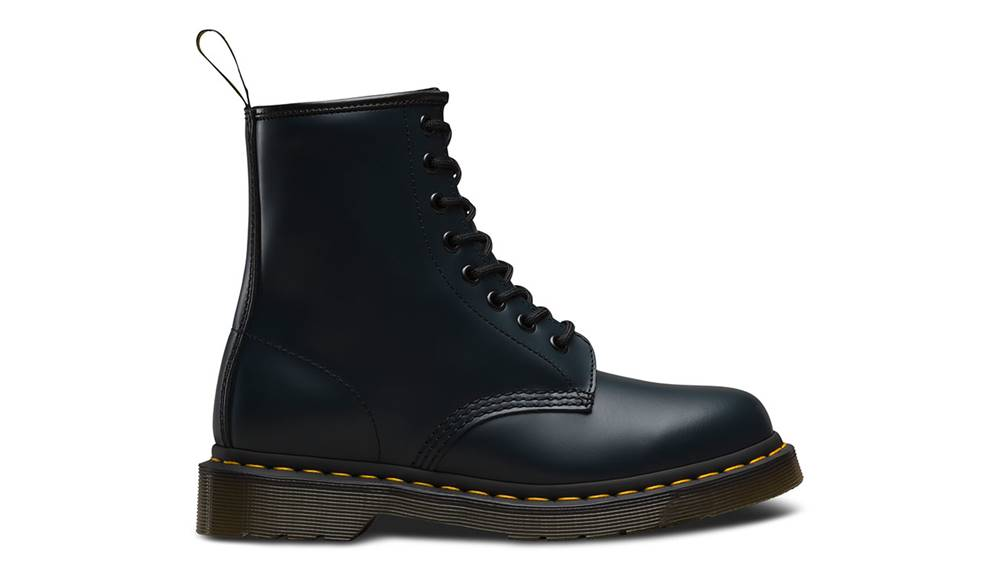 Dr. Martens Topánky Dr. Martens 1460 Smooth Navy
