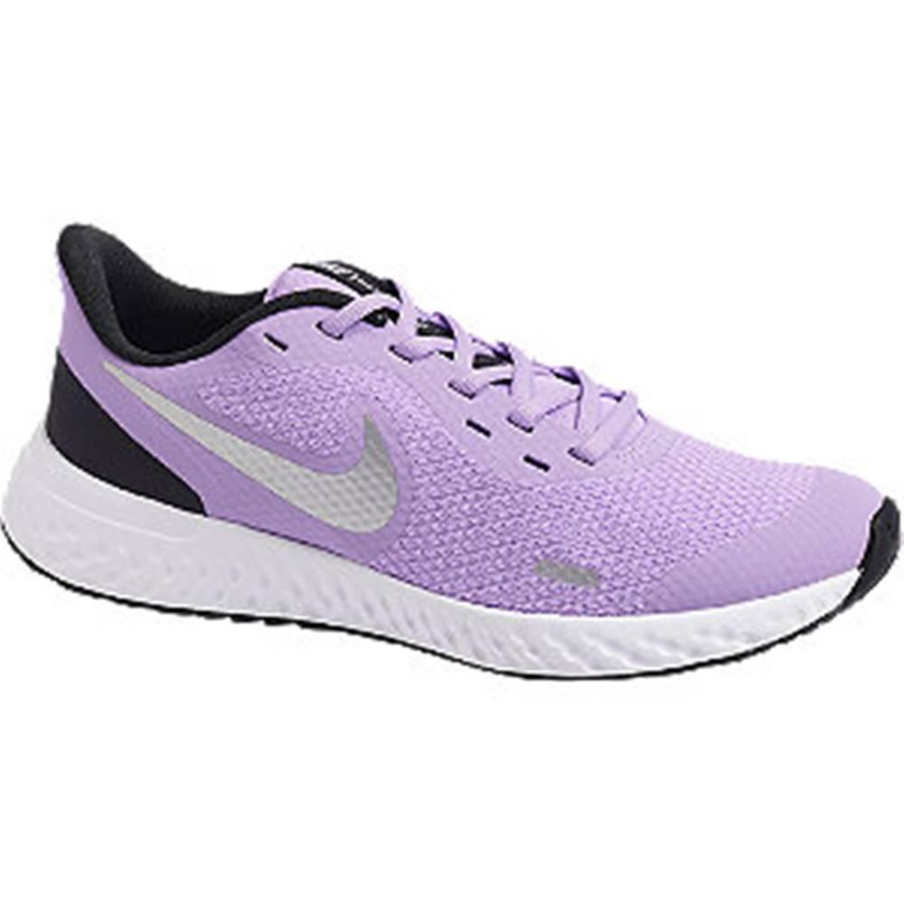 Nike Fialové tenisky Nike Revolution 5