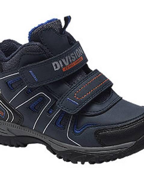 Tmavomodré topánky Cortina