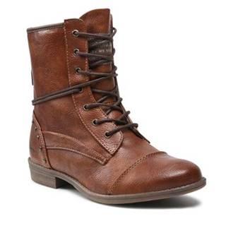 Šnurovacia obuv  1157-508 Imitácia kože/-Imitácia kože