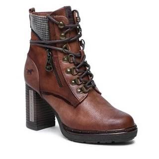 Šnurovacia obuv  1336-507 Imitácia kože/-Imitácia kože