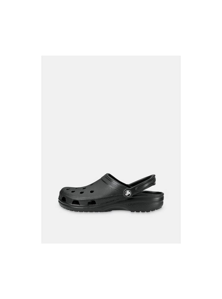 Crocs Čierne šľapky  Classic
