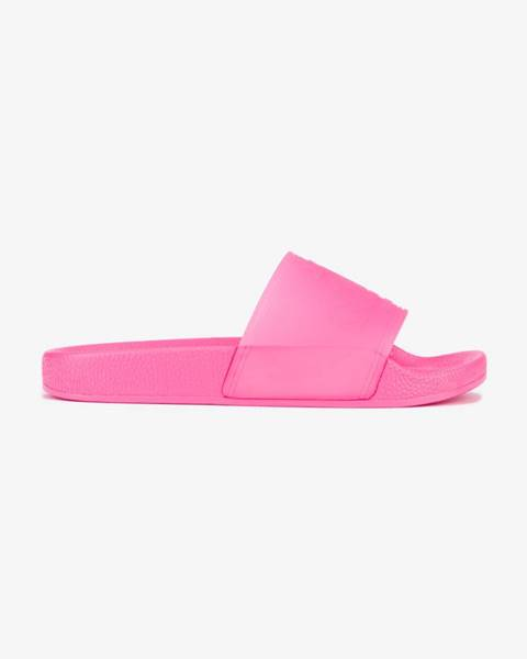 Ružové papuče Guess