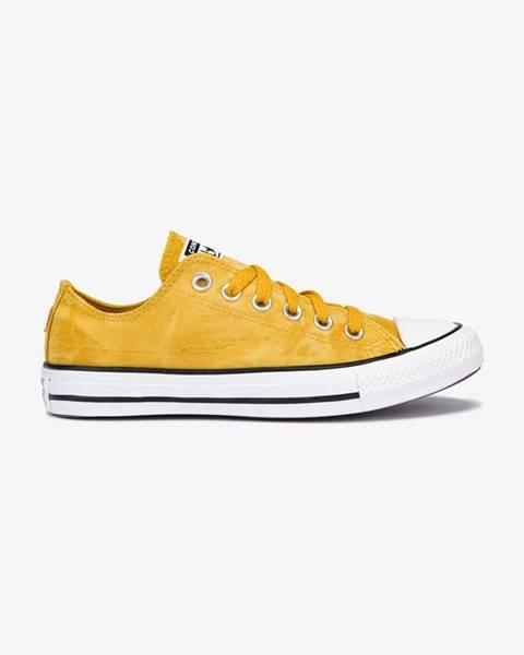 Žlté tenisky Converse