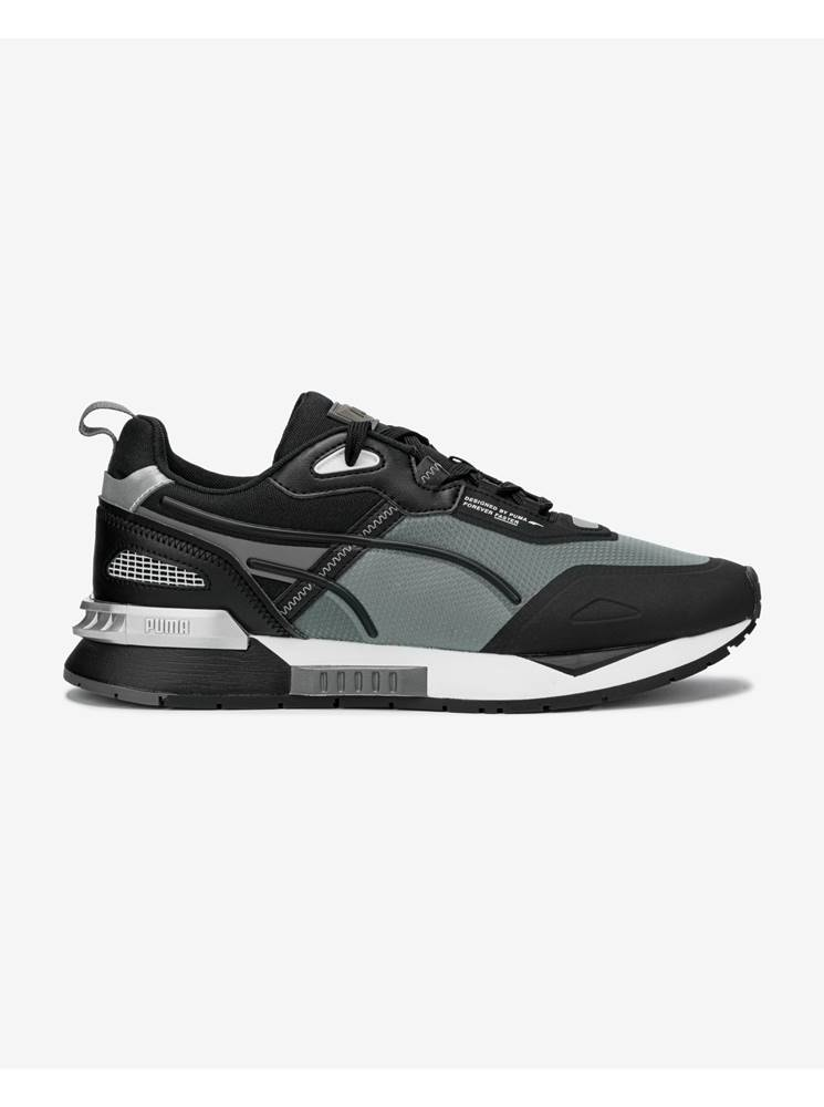 Puma Tenisky, espadrilky pre mužov  - čierna, sivá