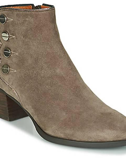 Béžové topánky Mam'Zelle