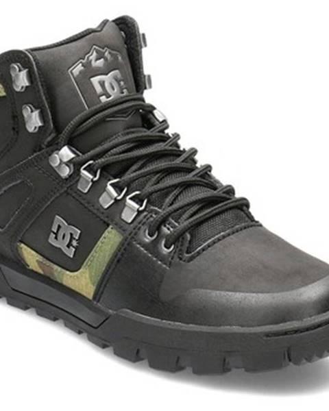 Viacfarebné polokozačky DC Shoes