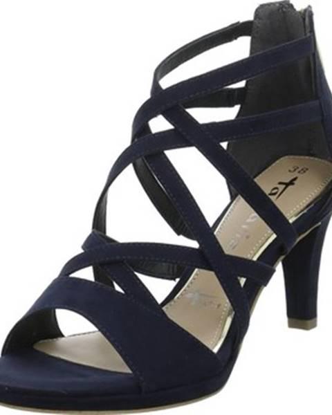 Viacfarebné sandále Tamaris