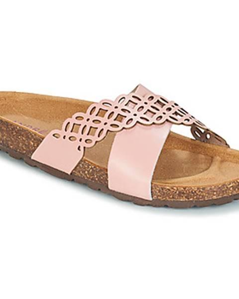 Ružové topánky André