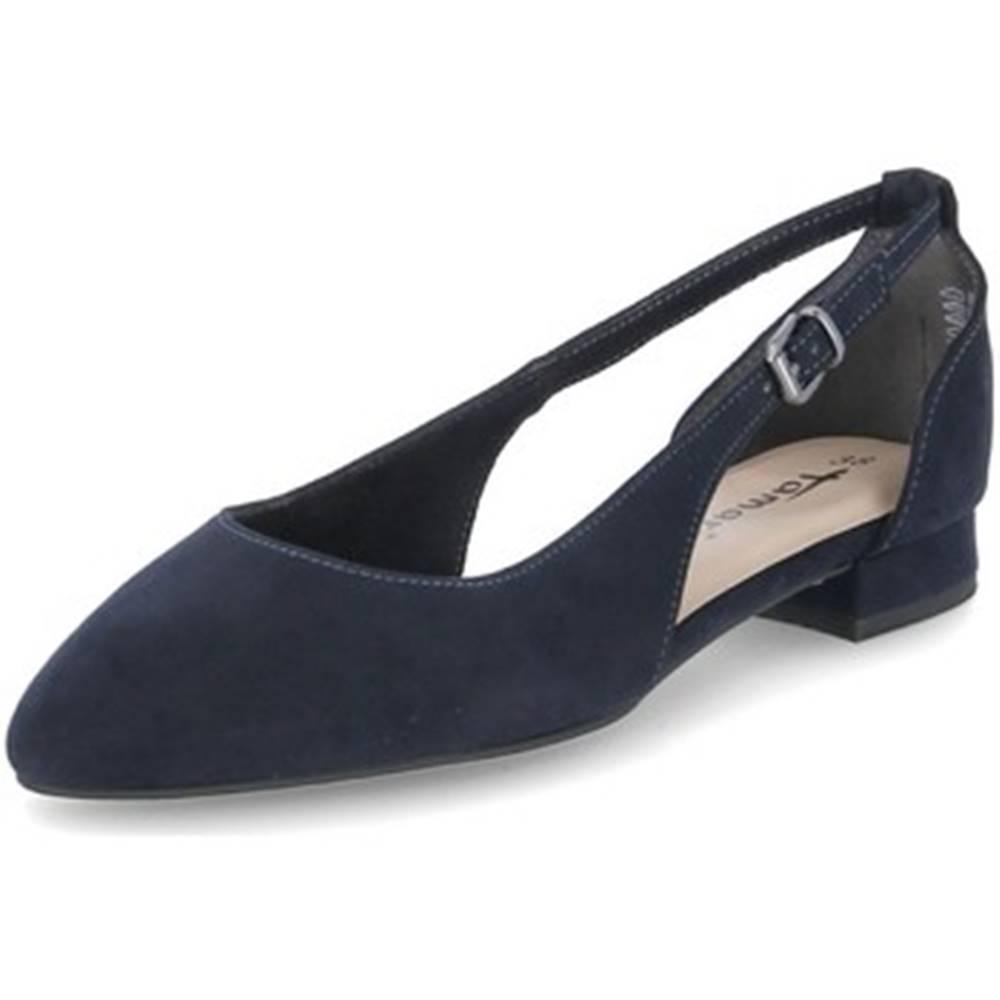 Tamaris Nízka obuv do mesta Tamaris  Ballerinas