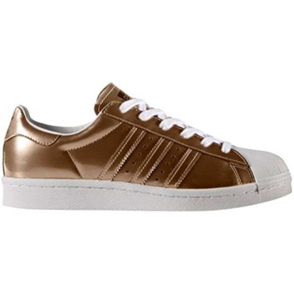 adidas Nízke tenisky adidas  Superstar Boost Women Copper Metallic