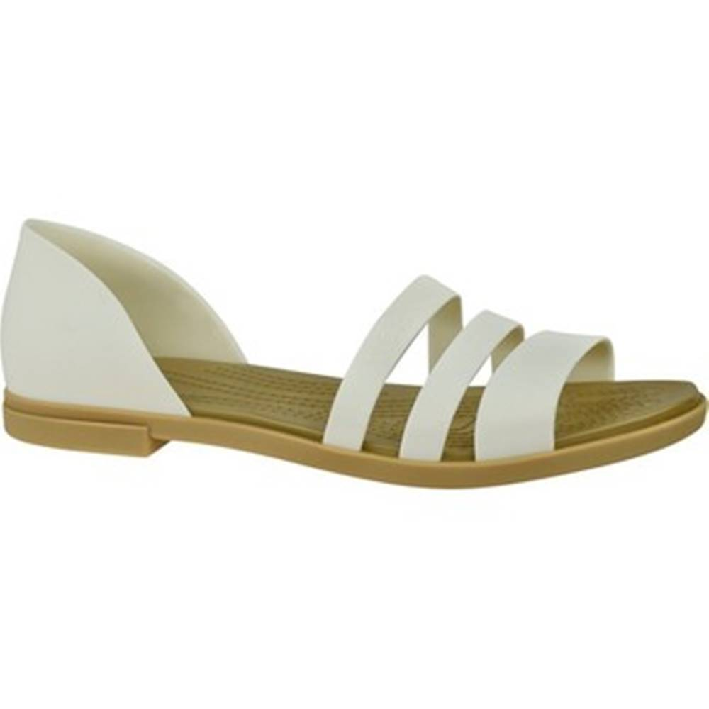 Crocs Sandále Crocs  Tulum Open Flat W