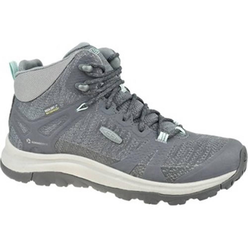 Keen Turistická obuv Keen  W Terradora II Mid WP