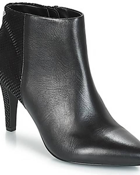 Čierne topánky André